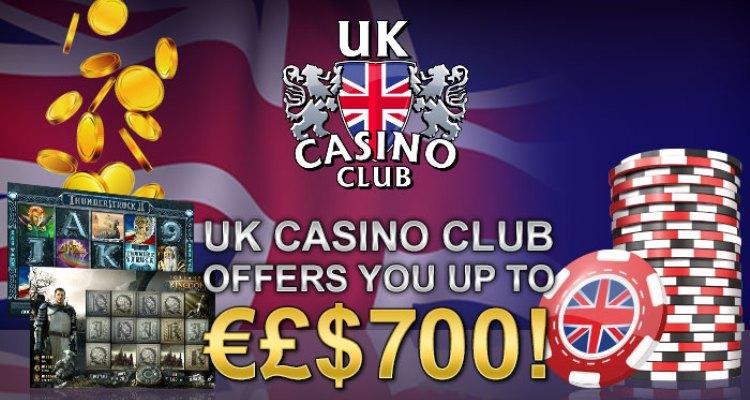 Club UK Casino Review & Bonuses